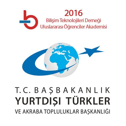 2016 Bilişim Teknolojileri Derneği Uluslararası Öğrenciler Akademisi