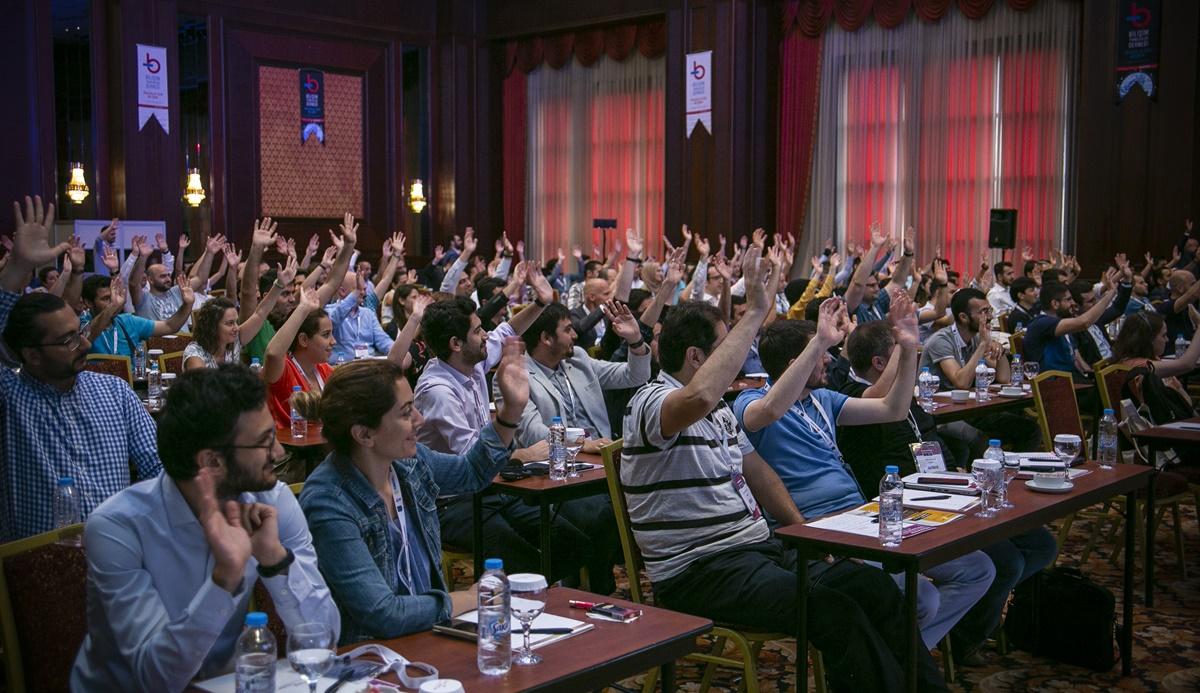 DevSecOps Yöneticileri İstanbul'da Buluştu